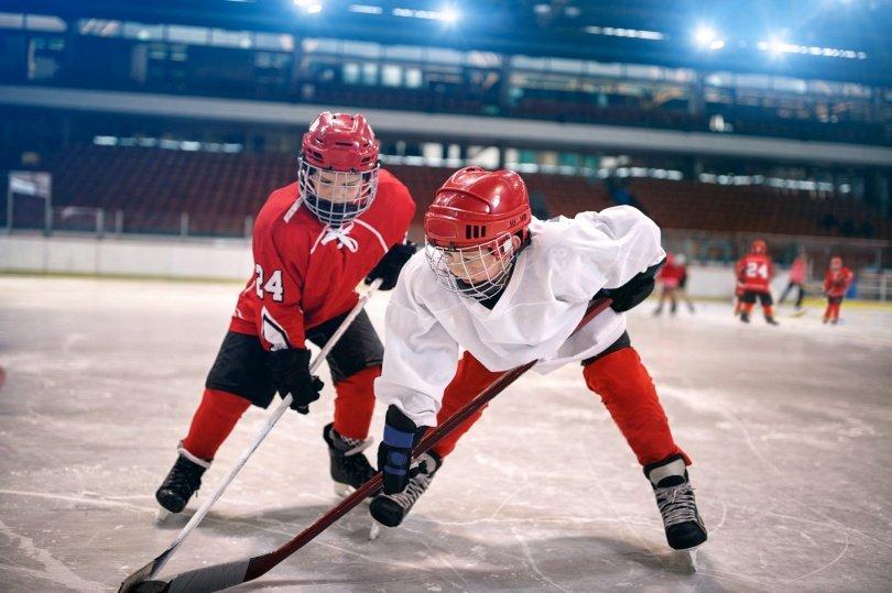 Хоккейные клубы москвы детские команды работа в москве бармен в клубе