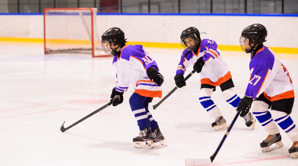 Хоккейные клубы москвы для подростков клуб футбол спартак москва