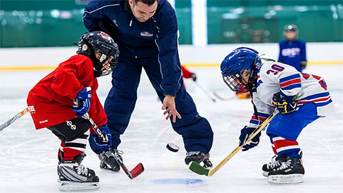 хоккейные клубы москвы детские команды