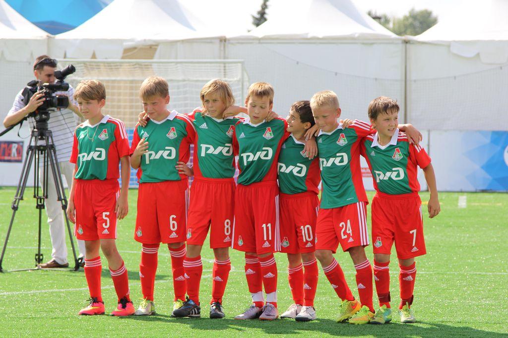 Футбольный интернар в москве